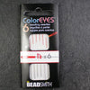 Beadsmith ColorEYES Size 12 Beading Needles