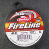 FireLine 4lb Beading Thread 0.12mm/.005 Inch Crystal – 50 yards