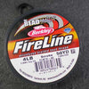 FireLine 4lb Beading Thread 0.12mm/.005 Inch Smoke – 50 yards