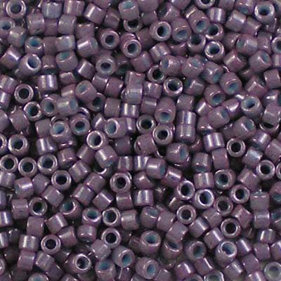 DB-0662 Dyed Mulberry Lustre - Miyuki 11/0 Delica Beads