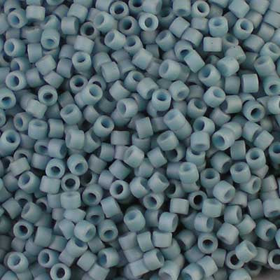 DB-0792 Dyed Semi-Frosted Shale - Miyuki 11/0 Delica Beads