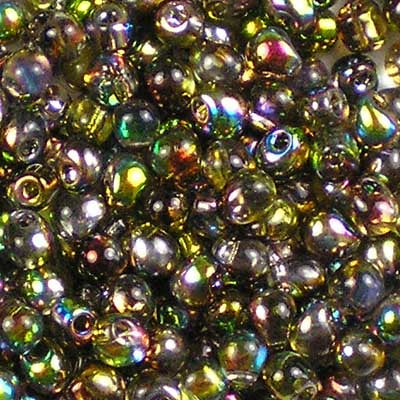 DP-55014 Magic Green - Miyuki 3.4mm Drop Beads