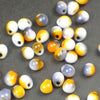 DP-55058 White Magic Copper - Miyuki 3.4mm Drop Beads