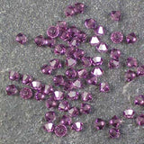 Amethyst - 3mm Preciosa Czech Glass Bicone Beads