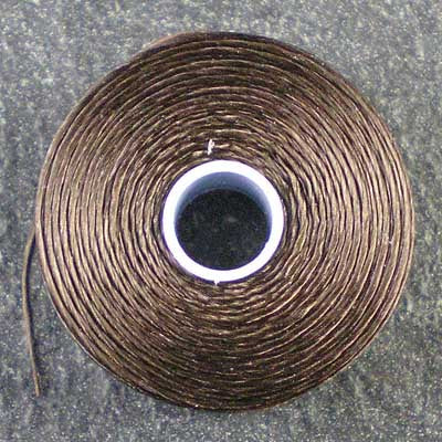 Chocolate - S-Lon / C-Lon Size D Thread