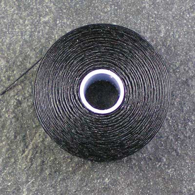 Black - S-Lon / C-Lon Size D Thread