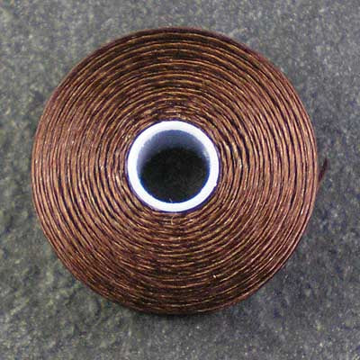 Brown - S-Lon / C-Lon Size D Thread