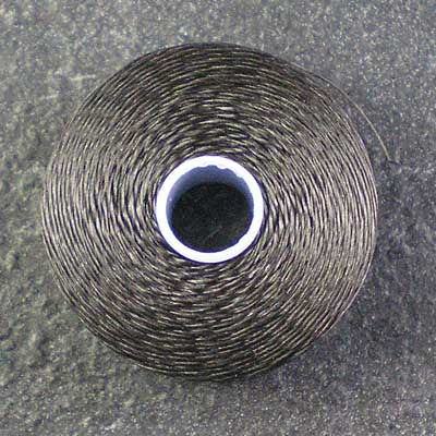 Charcoal Grey - S-Lon / C-Lon Size D Thread