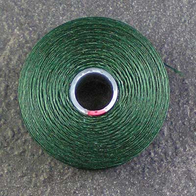 Dark Green - S-Lon / C-Lon Size D Thread