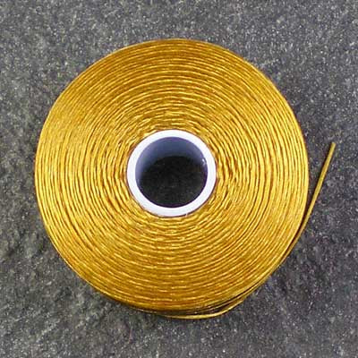 Gold - S-Lon / C-Lon Size D Thread