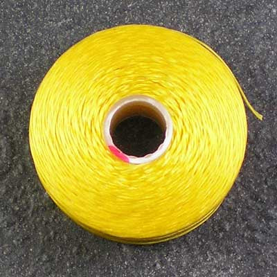 Golden Yellow - S-Lon / C-Lon Size D Thread