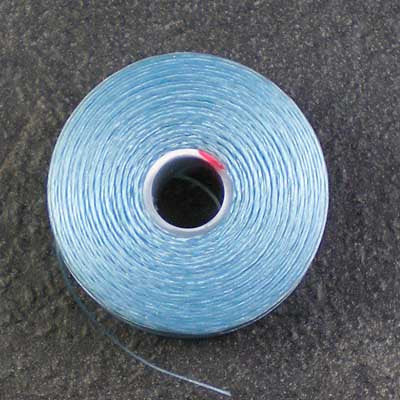 Light Blue - S-Lon / C-Lon Size D Thread