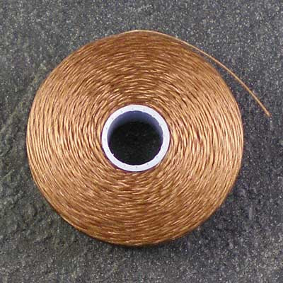 Light Copper - S-Lon / C-Lon Size D Thread