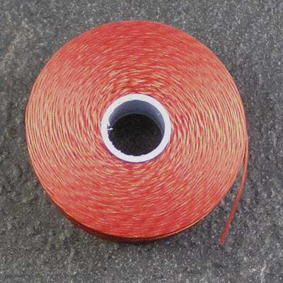 Orange - S-Lon / C-Lon Size D Thread