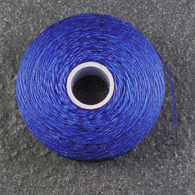 Royal Blue - S-Lon / C-Lon Size D Thread