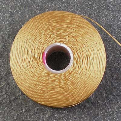 Tan - S-Lon / C-Lon Size D Thread