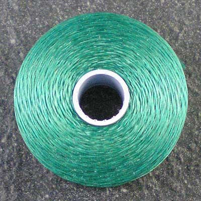 Sea Foam Green - S-Lon / C-Lon Size D Thread