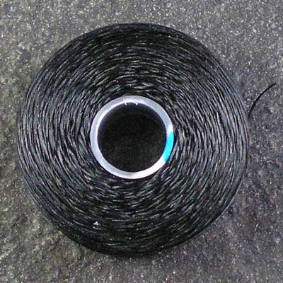 Black - S-Lon / C-Lon Size AA Thread