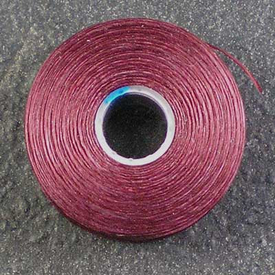 Burgundy - S-Lon / C-Lon Size AA Thread