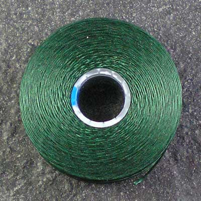 Dark Green - S-Lon / C-Lon Size AA Thread