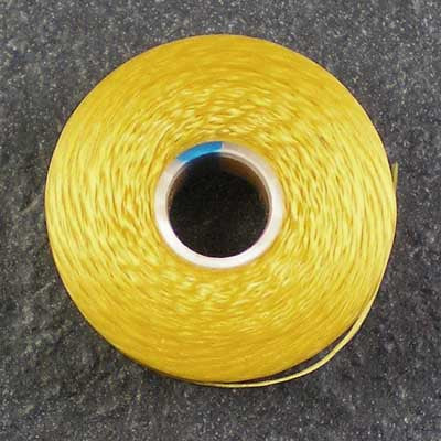 Golden Yellow - S-Lon / C-Lon Size AA Thread