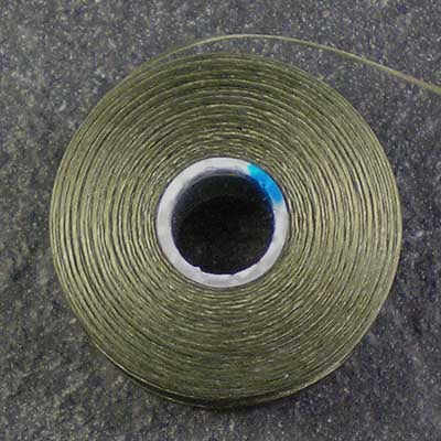 Olive Green - S-Lon / C-Lon Size AA Thread