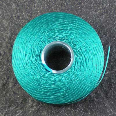 Teal - S-Lon / C-Lon Size AA Thread