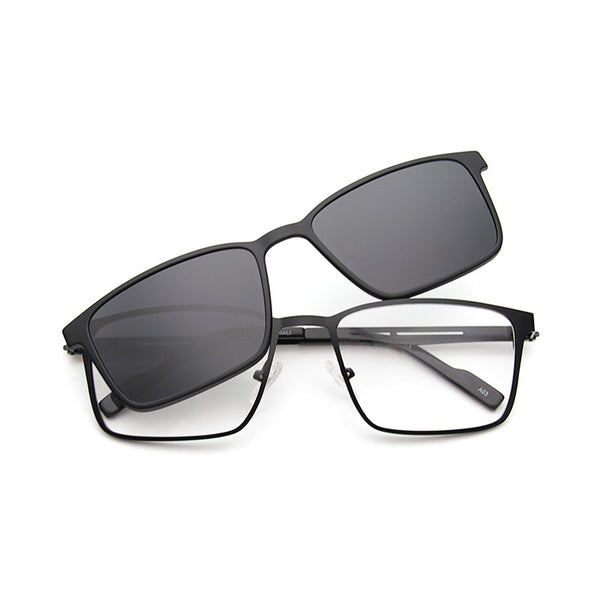 DVEyewear Optics Magnetic Clip On | BLACK