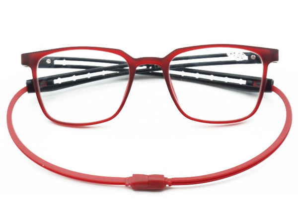 DVEyewear Optics MagStrap Reading | Red