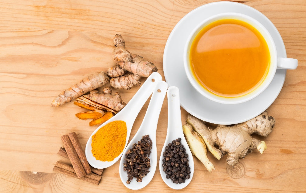 5 HEALTHIEST HERBS AND SPICES YOU MUST INCLUDE IN YOUR DIET
