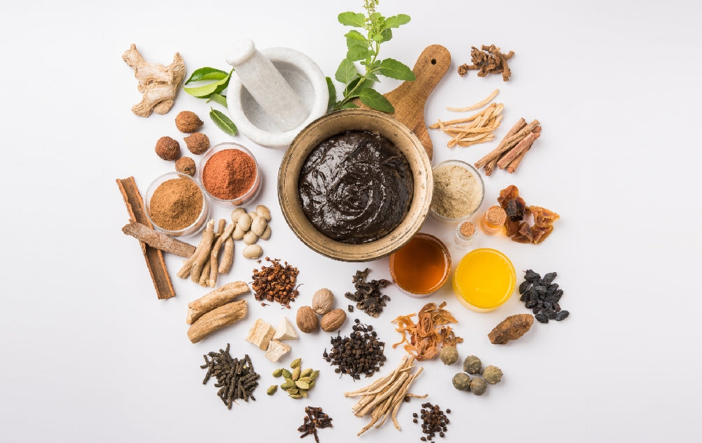 13 POWERFUL AYURVEDIC HERBS AND SPICES WITH HEALTH BENEFITS