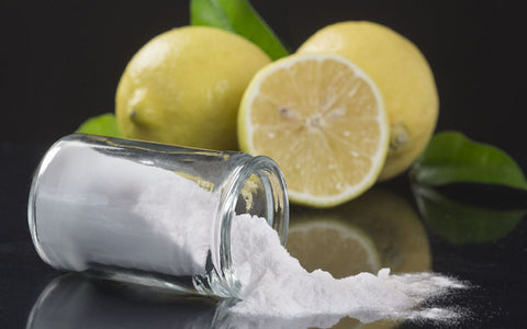 Lime Juice with Baking Powder