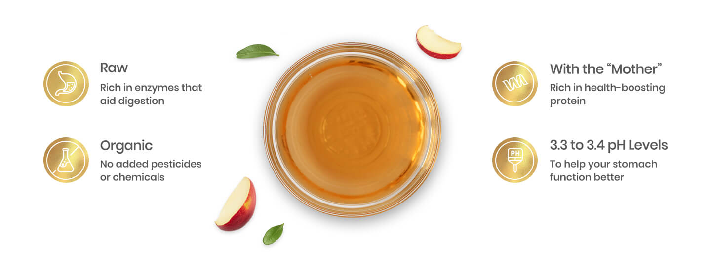 Wellbeing Nutrition Apple Cider Vinegar