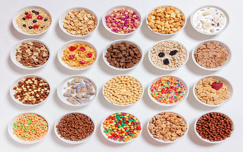 Vitamin B12 Foods - Fortified Cereal