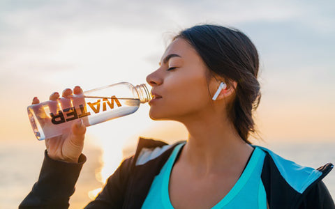 Keeping yourself hydrated always