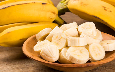 Home Remedies for Acidity - Bananas