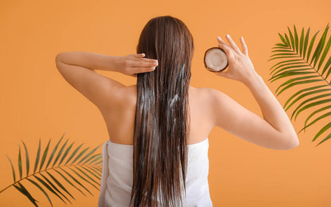 Coconut Oil - Natural Remedies for Damaged Hair