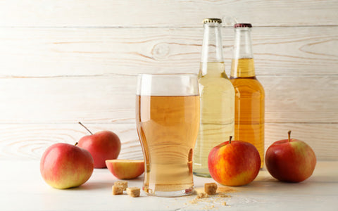 Drink ACV with water
