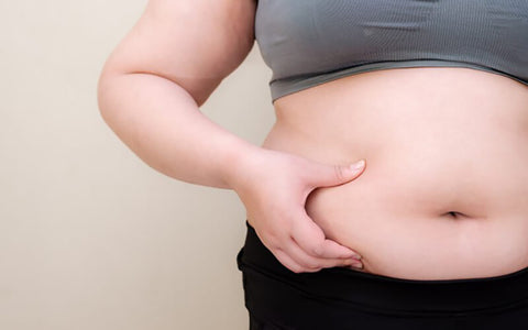Lower chances of weight gain