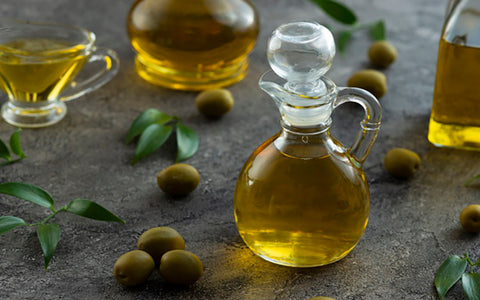 Olive Oil - High Energy Rich Food
