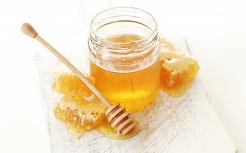 Get Rid of a Cold - Honey