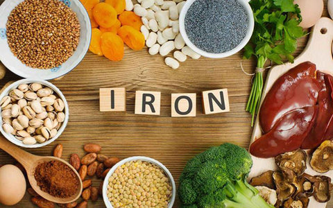 Iron - Vitamins and Minerals For Women