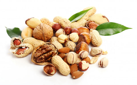 Anti Aging Foods - Nuts