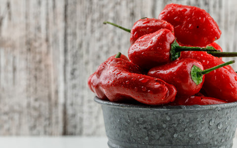 Anti Aging Foods - Red Bell Pepper