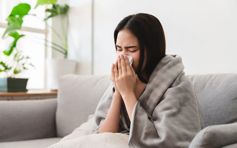 Frequent cases of Flu and Infections