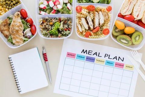 Plan every meal