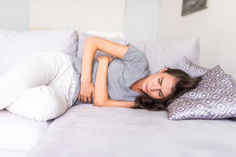 Unhealthy Gut - Stomach problems