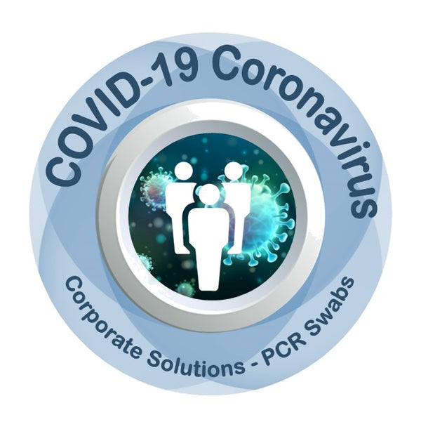 COVID-19 Coronavirus Corporate Solutions PCR Swabs