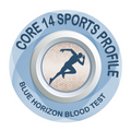 Core 14 Sports Blood Test Profile