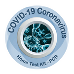 COVID-19 (SARS-CoV-2) Coronavirus Home Test Kit by PCR